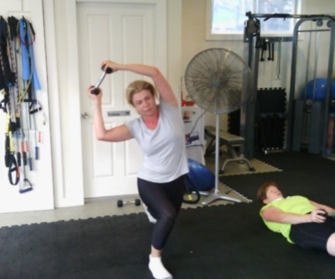 lunge, spine, abs, movement, stretch, strength