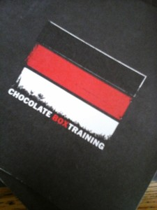 Chocolate Box Training, sharing their Intel with us!