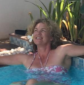Jen, our massage therapist