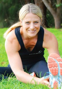 Beautiful Helen, our newest trainer